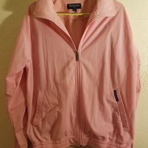 Soft pink track, jogging suit